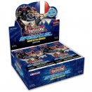 Display of 36 Speed duel Trials of the Kingdom booster packs Yu-Gi-Oh! FR