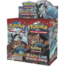Display de 36 boosters Invasion Carmin Pokémon