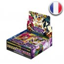 Boite de 24 boosters Dragon Ball Série 8 Malicious Machinations FR
