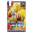 Dragon Ball Booster Pack B03 Cross Worlds FR