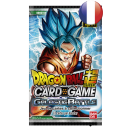 Dragon Ball Booster Pack B01 Galactic Battle FR