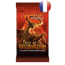 Booster L'âge de la destruction VF