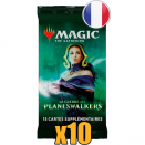 10 War of the Spark Booster Packs VF