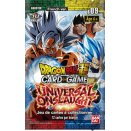 Booster Dragon Ball Série 9 Universal Onslaught VF