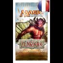 Booster Zendikar VF pas cher