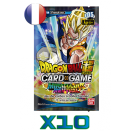 Dragon Ball 10 Booster Packs B05 Miraculous Revival FR