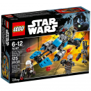 Moto speeder™ du Bounty Hunter LEGO® Star Wars™ 75167