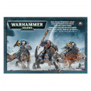Cavaliers Tonnerre Space Wolves  - W40K Adeptus Astartes