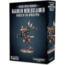 Chaos Space Marines : Haarken Worldclaimer, Herald of the Apocalypse - Warhammer 40000