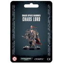 Chaos Space Marines : Chaos Lord  - Warhammer 40000