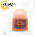 Citadel : Layer - Fire Dragon Bright