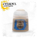 Pot de peinture Layer Karak Stone 12ml 22-35 - Citadel