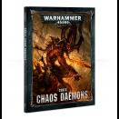 Boite de Codex Chaos Daemons - Warhammer 40000