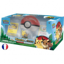 Collection Pokeball Pikachu et Evoli