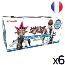 Set of 6 Speed Duel Battle City Boxes - Yu-Gi-Oh! FR