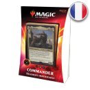 Deck Régiment Impitoyable Commander 2020 - Magic FR