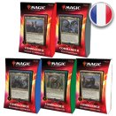Lot des 5 Decks Commander 2020 - Magic FR
