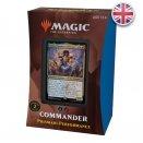 Boite de Deck Commander Prismari Performance Commander 2021 : Strixhaven - Magic EN