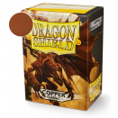 100 Sleeves Copper Classic - Dragon Shield