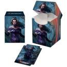 Core Set 2021 100+ Deck Box - Liliana, Waker of the Dead