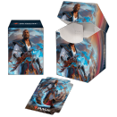 Core Set 2021 100+ Deck Box - Teferi, Master of Time