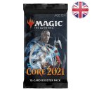 Booster Édition de base 2021 - Magic EN