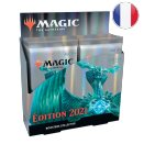 Core Set 2021 Collector Booster Display - Magic FR
