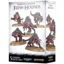 Daemons of Khorne : Flesh Hounds - Warhammer Age of Sigmar
