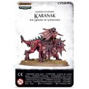 Daemons of Khorne : Karanak the Hound of Vengeance - Warhammer Age of Sigmar