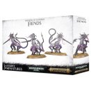 Daemons of Slaanesh : Fiends - Warhammer Age of Sigmar