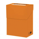 Deck Box Solid Pumpkin Orange