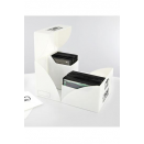 Twin Deck Case 160+ Blanc pas cher