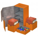 Twin Flip'n'Tray Deck Case 200+ XenoSkin Orange pas cher