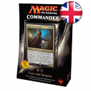 Deck Call the spirits Commander 2015 VO