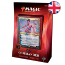 Deck Commander 2018 Exquisite Invention VO