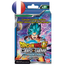 Starter Deck Dragon Ball Série 1 Galactic Battle VF