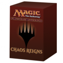 Deck Planechase Anthology Chaos Reigns VO