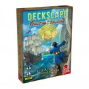 Boite de Deckscape - Pirates vs Pirates : l'Île au Trésor