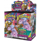 36 Pokémon Booster packs Unified Minds