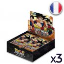 Lots de 3 boites de 24 boosters Supreme Rivalry - Dragon Ball FR