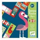 Domino Puzzle - Animaux