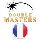 Lot de 10 cartes Foils Double Masters - Magic FR