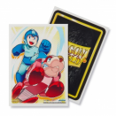 100 Dragon Shield Art Sleeves - Mega Man and Rush