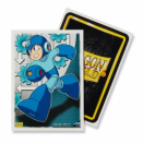 100 Dragon Shield Art Sleeves - Mega Man