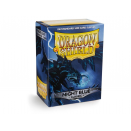 100 Sleeves Night Blue - Dragon Shield