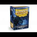 Boite de 100 Pochettes Night Blue - Dragon Shield