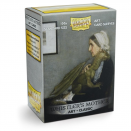 100 Dragon Shield Art Sleeves - Whistler's Mother