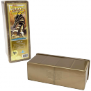 Deck box rigide 4 compartiments Doré