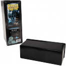 Deck box rigide 4 compartiments Noir