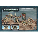 Escouade de Commandement de la Deathwing - W40K Adeptus Astartes Dark Angels